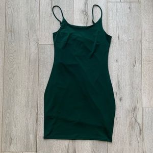 Emerald Minidress